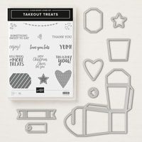 Takeout Treats Clear-Mount Bundle